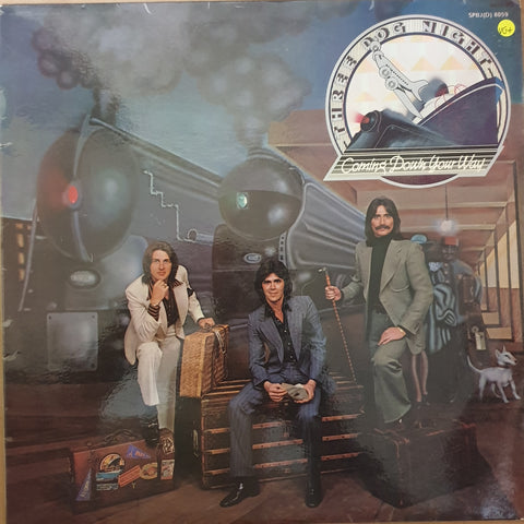Three Dog Night ‎– Coming Down Your Way -  Vinyl LP Record - Very-Good+ Quality (VG+)