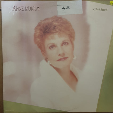 Anne Murray - Christmas - Vinyl LP Record - Opened  - Very-Good+ Quality (VG+) - C-Plan Audio