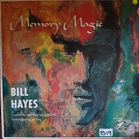 Bill Hayes - Memory Magic - Vinyl LP Record - Opened  - Very-Good Quality (VG)