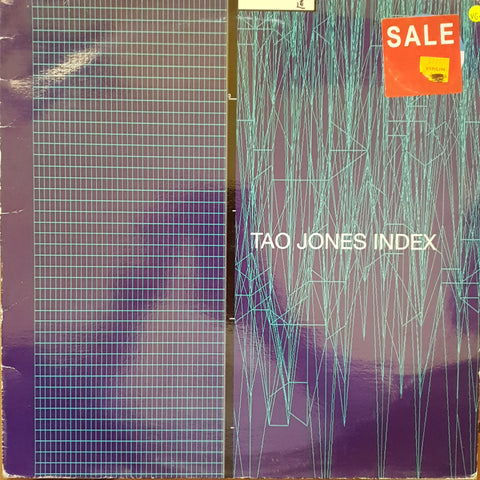 Tao Jones Index ‎– Pallas Athena / V2 Schneider -  Vinyl Record - Very-Good+ Quality (VG+)