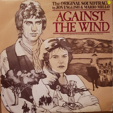 Against The Wind - The Original Soundtrack - Vinyl LP Record - Opened  - Good Quality (G)