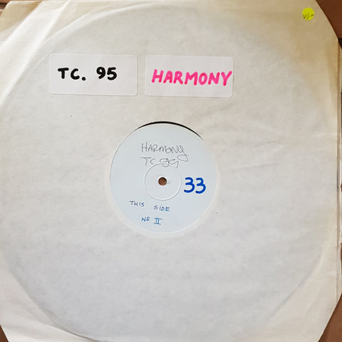Harmony - TC  95 - Vinyl LP Record - Very-Good+ Quality (VG+)