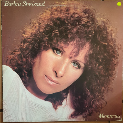Barbra Streisand - Memories - Vinyl LP - Opened  - Very-Good Quality (VG)