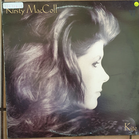 Kirsty MacColl ‎– Kite - Vinyl LP Record - Very-Good+ Quality (VG+)