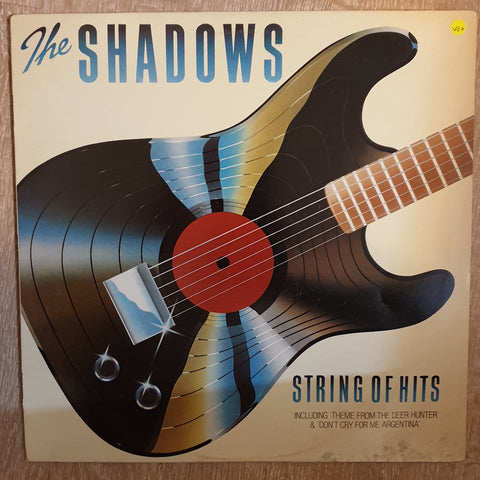 Shadows - String of Hits - Vinyl LP - Opened  - Very-Good+ Quality (VG+)