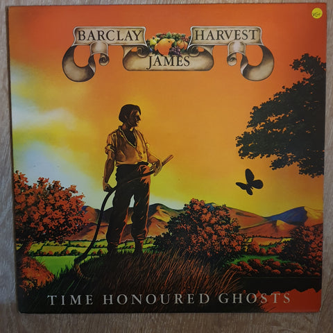 Barclay James Harvest ‎– Time Honoured Ghosts - Vinyl LP - Opened  - Very-Good+ Quality (VG+)