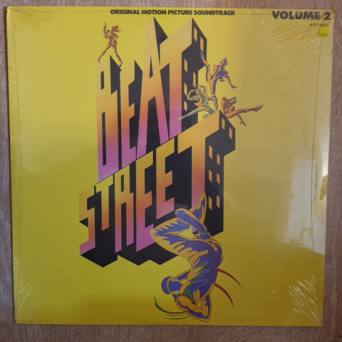 Beat Street (Original Motion Picture Soundtrack) - Volume 2 - Vinyl LP - Sealed