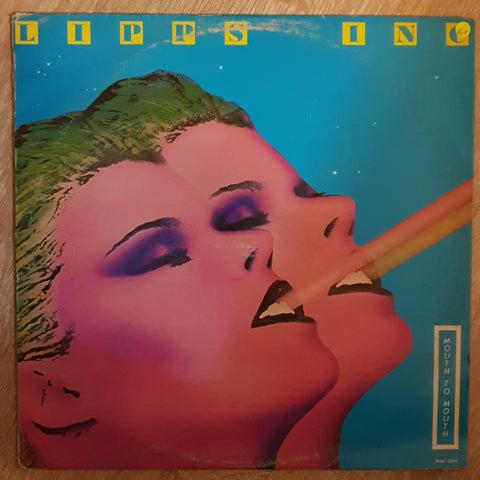 Lipps Inc - Mouth To Mouth -  Vinyl LP Record - Opened  - Very-Good+ Quality (VG+) - C-Plan Audio