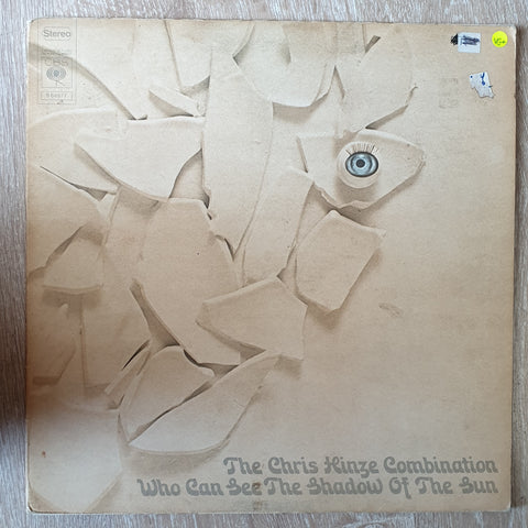 The Chris Hinze Combination ‎– Who Can See The Shadow Of The Sun - Vinyl LP Record - Very-Good+ Quality (VG+)