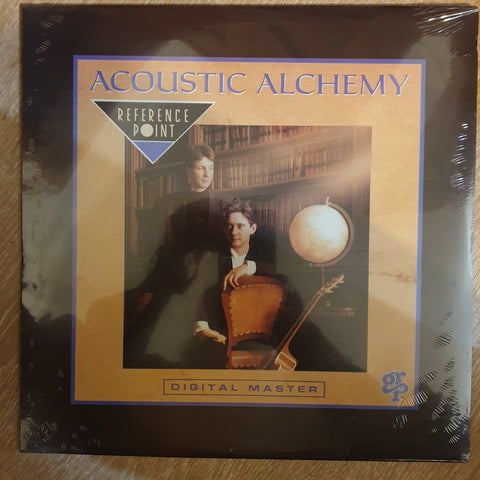 Acoustic Alchemy ‎– Reference Point - Vinyl LP - Sealed