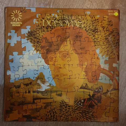 Donovan - Golden Hour Of Donovan - Vinyl LP Record - Opened  - Good Quality (G)
