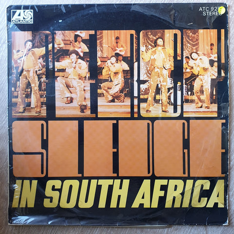 Percy Sledge - Live In South Africa - Vinyl LP Record - Opened  - Good Quality (G)