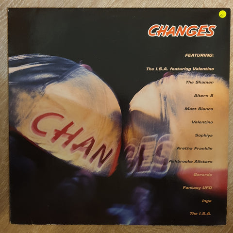 Changes - Various Artists -  Vinyl LP Record - Very-Good+ Quality (VG+)