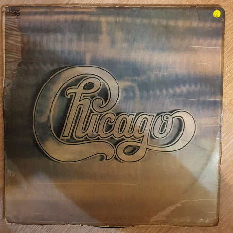 Chicago ‎– Chicago - Vinyl LP Record - Opened  - Very-Good- Quality (VG-)