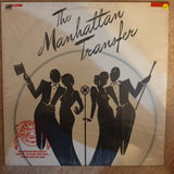 The Manhattan Transfer - The Manhattan Transfer -  Vinyl Record - Very-Good+ Quality (VG+)
