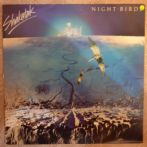 Shakatak - Nightbirds - Vinyl LP Record - Opened  - Very-Good- Quality (VG-)