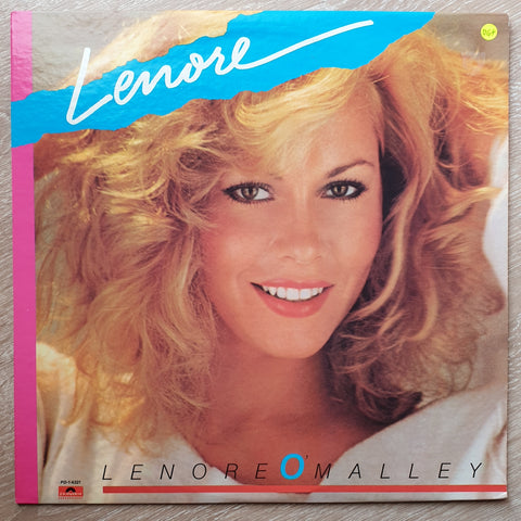 Lenore O'Malley ‎– Lenore -  Vinyl LP Record - Very-Good+ Quality (VG+)