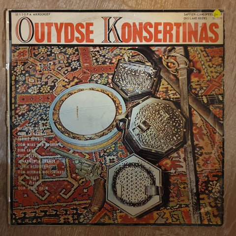 Outydse Konsertinas ‎– Vinyl LP Record - Opened  - Good+ Quality (G+)