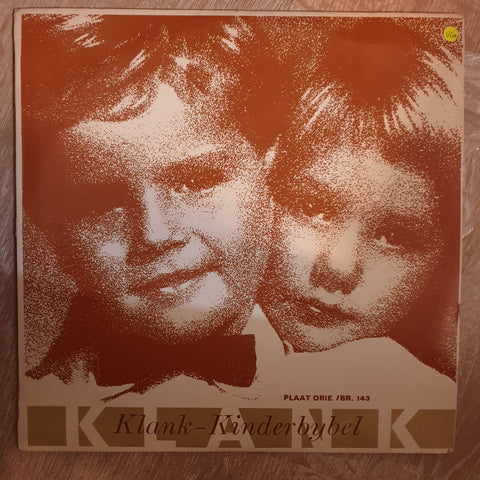 Klank - Kinderbybel -  Vinyl LP Record - Very-Good+ Quality (VG+)