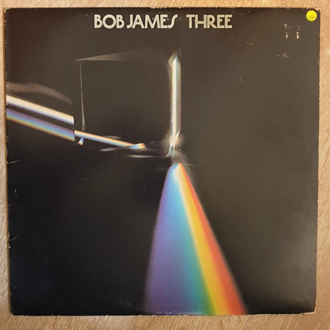 Bob James ‎– Three -  Vinyl LP Record - Very-Good+ Quality (VG+)