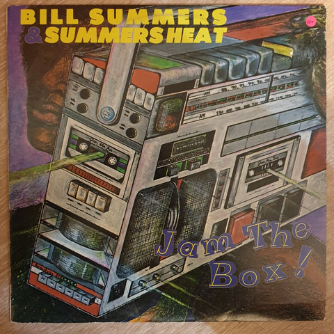 Bill Summers - Summers Heat - Vinyl LP - Opened  - Very-Good Quality (VG)