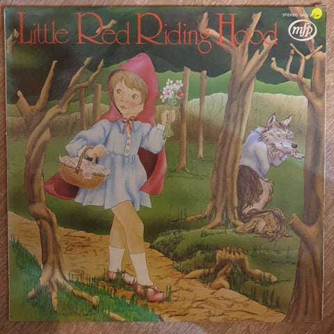 Little Red Riding Hood ‎– Vinyl LP Record - Opened  - Good+ Quality (G+)