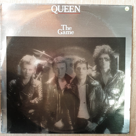 Queen - The Game - Vinyl LP Record - Opened  - Very-Good+ Quality (VG+) - C-Plan Audio