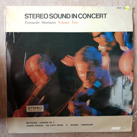 Stereo Sound in Concert - Favourite Overtures - Vol 2 –  Vinyl LP Record - Very-Good+ Quality (VG+)