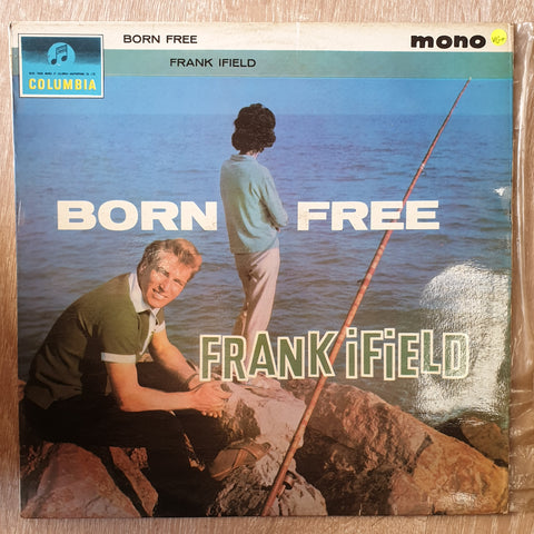 Frank Ifield ‎– Born Free -  Vinyl LP Record - Very-Good+ Quality (VG+)