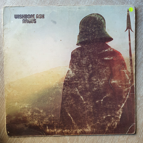 Wishbone Ash ‎– Argus  -  Vinyl LP Record - Opened  - Good Quality (G)