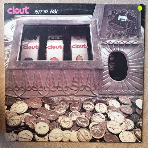 Clout ‎– 1977 To 1981 - Vinyl LP Record - Very-Good+ Quality (VG+)