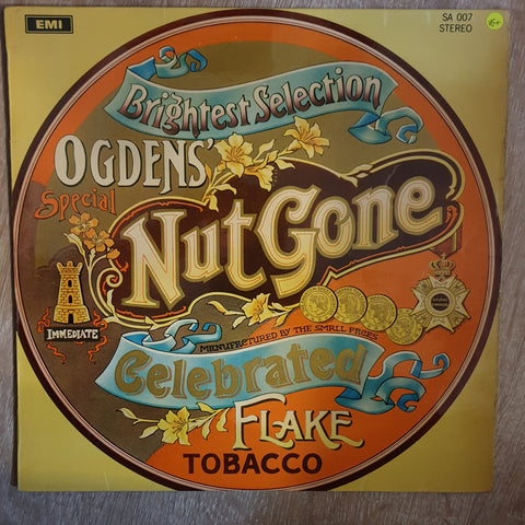 Small Faces ‎– Ogdens' Nut Gone Flake - Vinyl LP Record - Very-Good+ Quality (VG+)