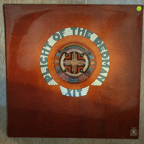 XIT ‎– Plight Of The Redman- Vinyl LP Record - Very-Good+ Quality (VG+)