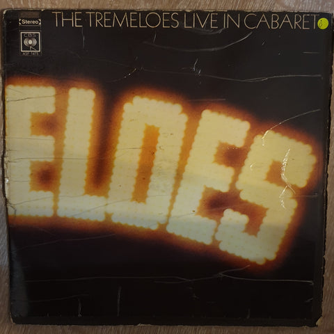 The Tremeloes ‎– Live In Cabaret -  Vinyl LP Record - Opened  - Good Quality (G)