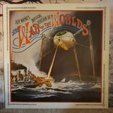 Jeff Wayne ‎– The War Of The Worlds - Vinyl LP Record - Opened  - Very-Good+ Quality (VG+) Includes Booklet - C-Plan Audio