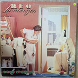 REO Speedwagon ‎– Good Trouble - Vinyl LP Record - Opened  - Very-Good Quality (VG)