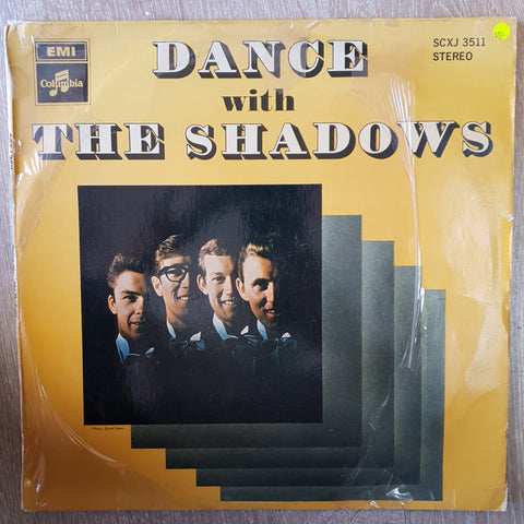 The Shadows ‎– Dance With The Shadows - Vinyl LP Record - Opened  - Very-Good Quality (VG)