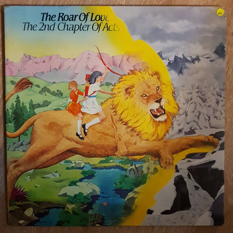 The 2nd Chapter Of Acts ‎– The Roar Of Love -  Vinyl LP Record - Very-Good+ Quality (VG+)