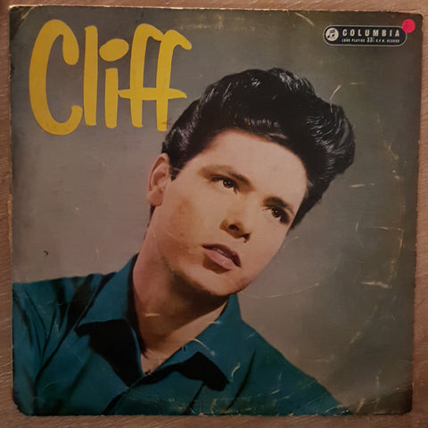 Cliff Richard And The Drifters ‎– Cliff - Vinyl LP Record - Opened  - Good Quality (G)