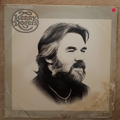 Kenny Rogers ‎– Vinyl LP Record - Opened  - Good+ Quality (G+)