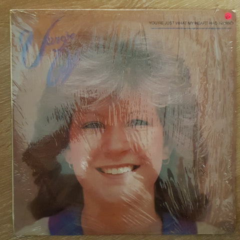 Vangie Coker ‎– You're Just What My Heart Had In Mind - Vinyl LP Record - Very-Good+ Quality (VG+)
