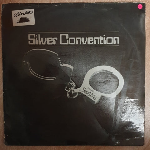 Silver Convention ‎– Save Me - Vinyl Record - Very-Good+ Quality (VG+)