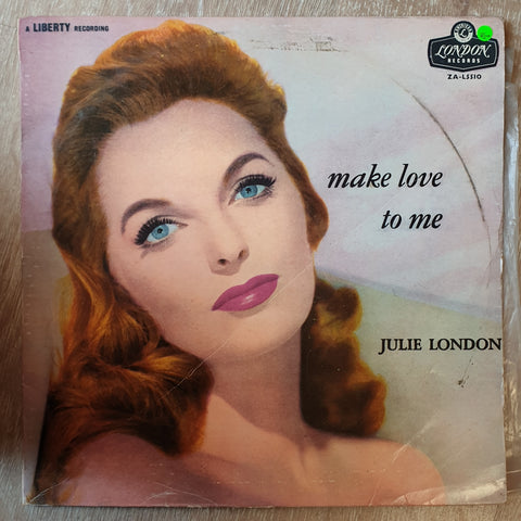 Julie London ‎– Make Love To Me - Vinyl LP Record - Very-Good+ Quality (VG+)