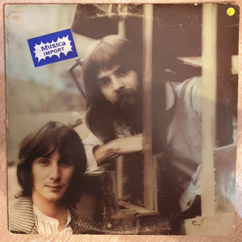 Loggins And Messina ‎– Mother Lode - Vinyl LP Record - Opened  - Very-Good- Quality (VG-)