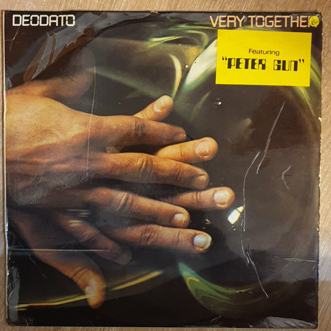 Deodato ‎– Very Together -  Vinyl  Record - Very-Good+ Quality (VG+)