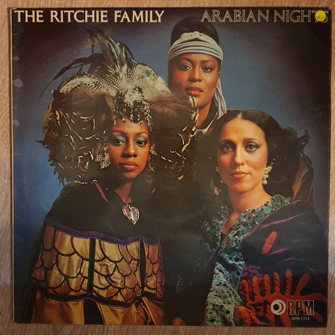 The Ritchie Family - Arabian Nights -  Vinyl  Record - Very-Good+ Quality (VG+)