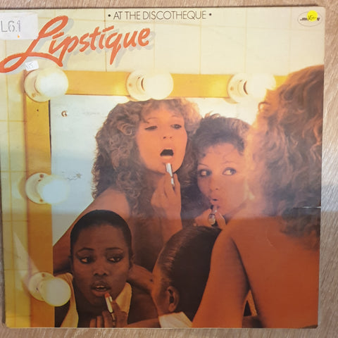 Lipstique – At The Discotheque -  Vinyl  Record - Very-Good+ Quality (VG+)