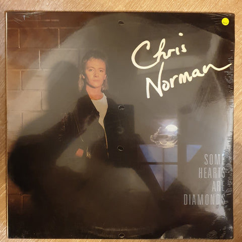 Chris Norman ‎– Some Hearts Are Diamonds - Vinyl LP - Sealed