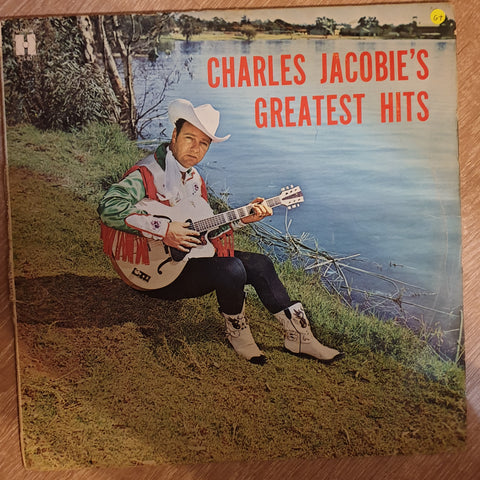 Charles Jacobie's Greatest Hits - Vinyl LP Record - Opened  - Good+ Quality (G+)