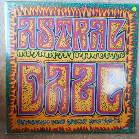 Astral Daze - Psychedelic South African Rock 1968- 1972 - Vinyl LP - Sealed